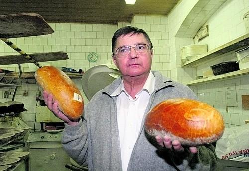 – Nigdy nie żałowałem, że rozdawałem chleb – mówi Waldemar Gronowski