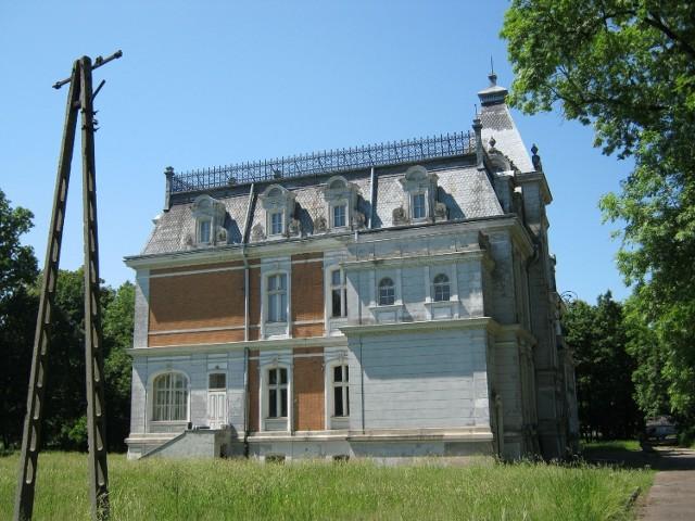 W rezydencji w Ksawerowie będzie centrum konferencyjno-bankietowe