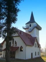 Z wieży w Radomierzu obejrzysz Karkonosze