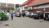 Chłopczyk w aucie na parkingu w Ustce napędził wszystkim strachu