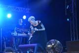 To był niepowtarzalny koncert! Agnieszka Chylińska zaśpiewała swoje największe przeboje na scenie Gołuchowskiego Ośrodka Turystyki i Sportu