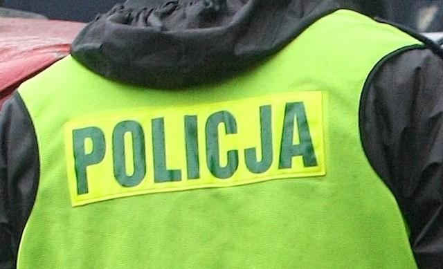 Przed południem w piątek doszło do napadu na bank na łódzkim osiedlu Radogoszcz.