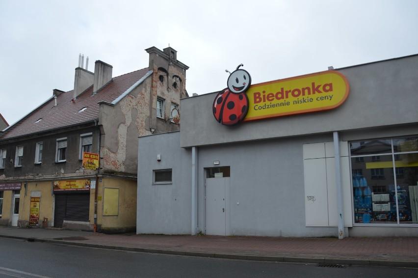 Pierwsza żywność trafiła do jadłodzielni w Żaganiu w weekend...