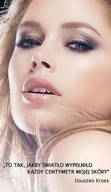 SLD nie podoba się, że modelka Doutzen Kroes ma idealnie gładką skórę
