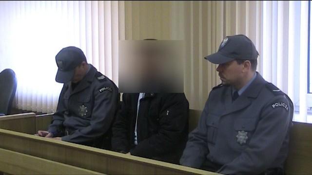 Sprawca napadu na Biedronkę został skazany na 8 lat więzienia