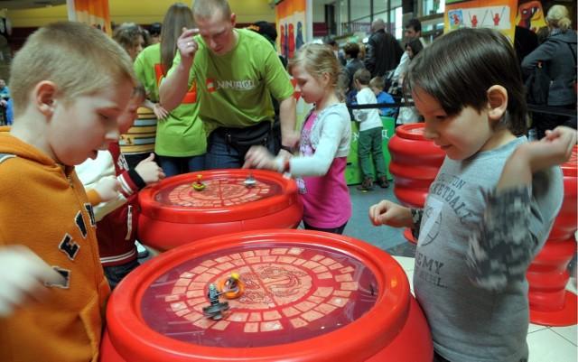 Turniej Lego Ninjago w Galerii Olimp