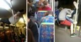 TAKIE rzeczy zdarzają się w autobusach i tramwajach w Śląskiem! Ten region ZASKAKUJE!