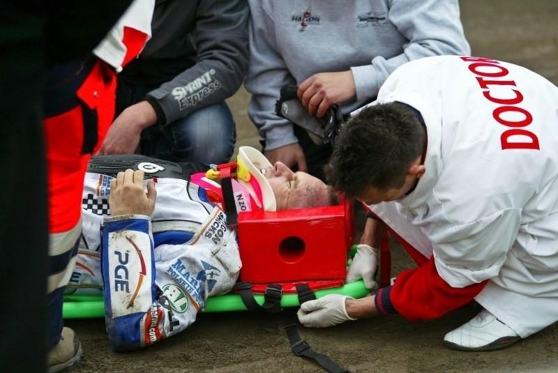 Lee Richardson zmarł w trakcie operacji po wypadku na torze we Wrocławiu.
