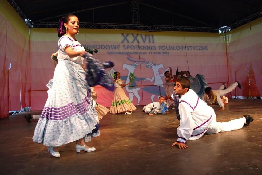 Meksykańska fiesta na lubelskiej scenie