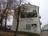 Nowy mural w Białymstoku - Wiecznik Białostocki możesz oglądać i czytać! (zdjęcia)