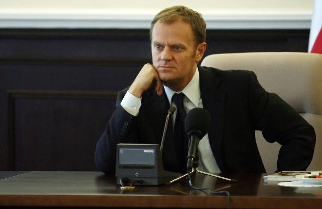 Ustawę metropolitalną w publicznych wypowiedziach osobiście wspierał Donald Tusk