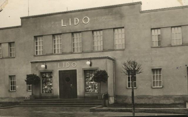 Przedwojenne kino Lido, później Atlantic