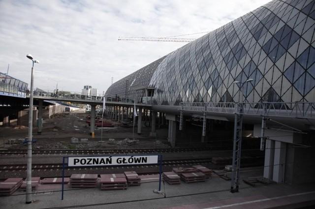 Towarzystwo imienia Hipolita Cegielskiego chce, aby także nowy dworzec główny PKP w Poznaniu miał Cegielskiego jako swojego patrona