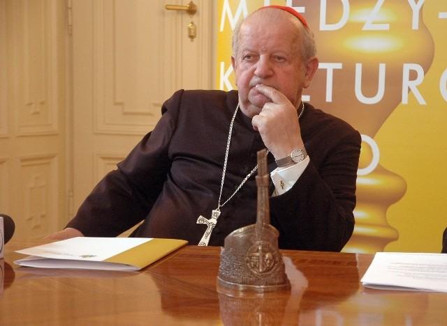 Orędzie kardynała Stanisława Dziwisza, metropolity krakowskiego na adwent 2011 zostanie odczytane we wszystkich parafiach archidiecezji krakowskiej