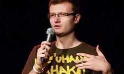 Kacper Ruciński wygrał One Ryj Show 2011