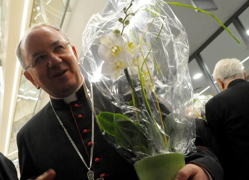 Abp Stanisław Budzik przyjmuje dziś życzenia od godz. 9.30...