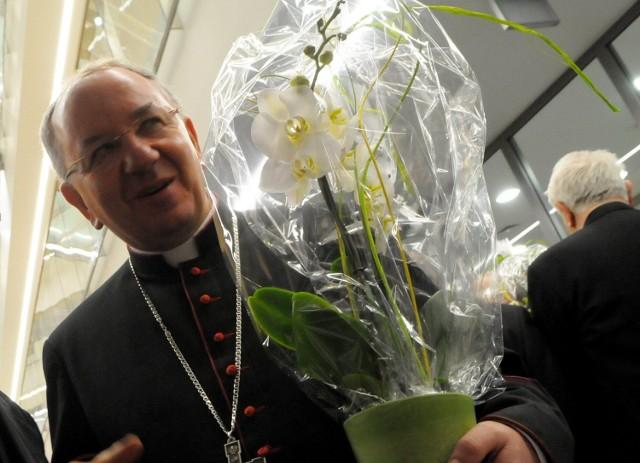 Abp Stanisław Budzik przyjmuje dziś życzenia od godz. 9.30 do 12.30
