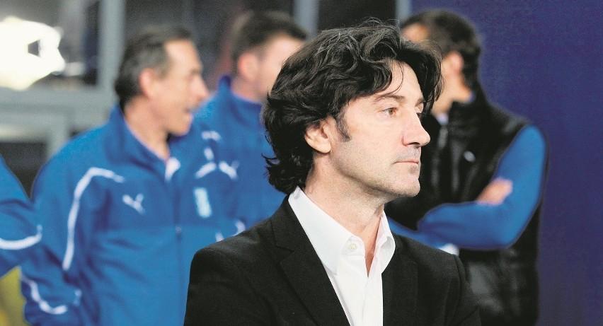 Jose Mari Bakero - czy Bask mógł się spodziewać, że kibice wybaczą mu przegraną Lecha z Ruchem?