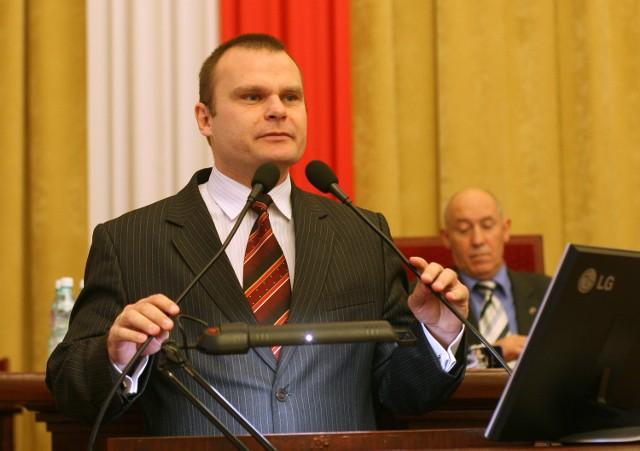 Senator PO Maciej Grubski