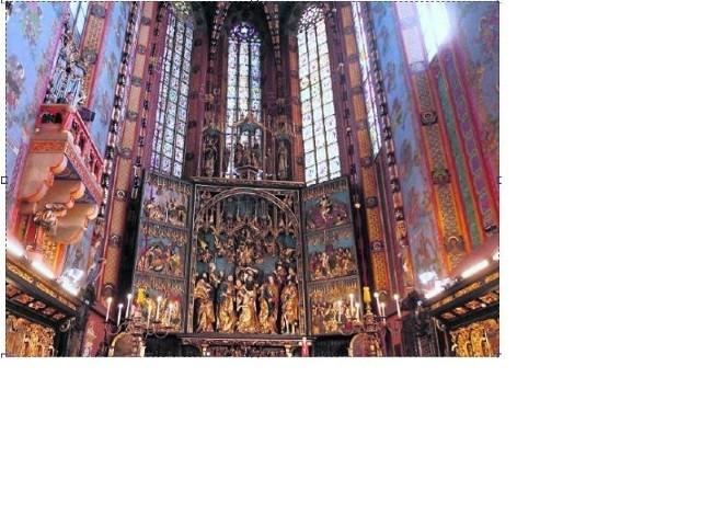 Ołtarz Wita Stwosza zdobył maksymalną notę - trzy gwiazdki
