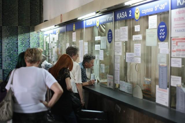 Kasjerka PKS nie sprzedała biletu dla inwalidy