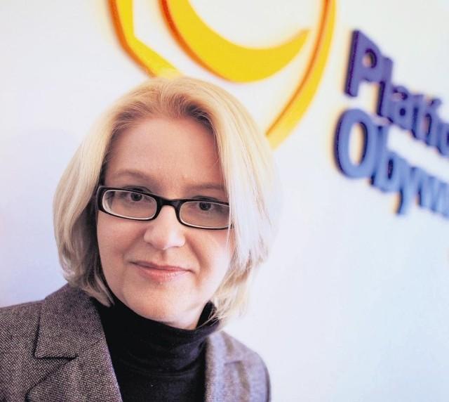 Agnieszka Kozłowska-Rajewicz weźmie udział w konsultacjach