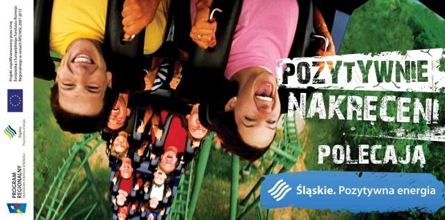 Tak będzie wyglądał jeden z promujących województwo śląskie billboardów