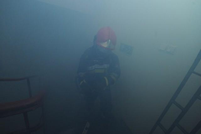 Wielkopolscy strażacy dwa razy wzywani byli we wtorek do przypadków zatrucia czadem