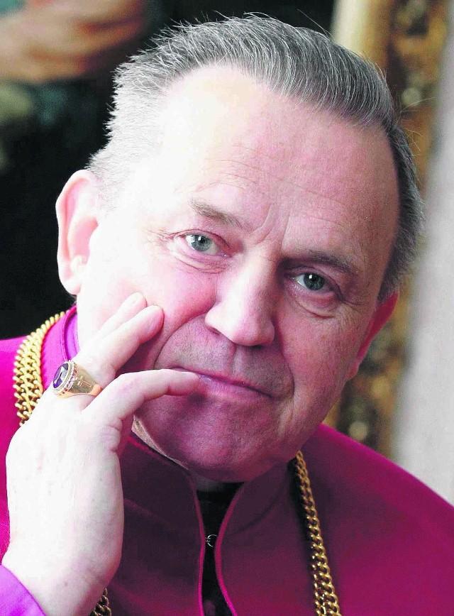 Ksiądz prałat Henryk Jankowski