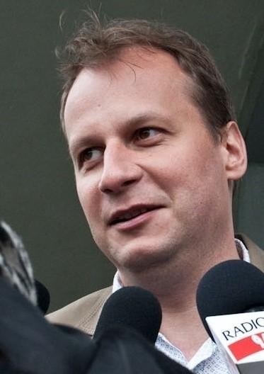 Mariusz Jachimek został wiceprezesem łódzkiego lotniska