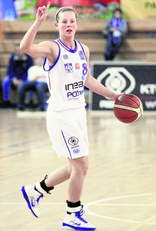 Weronika Idczak po siedmiu latach gry w barwach Inei AZS zdecydowała się na przeprowadzkę do Energi Toruń