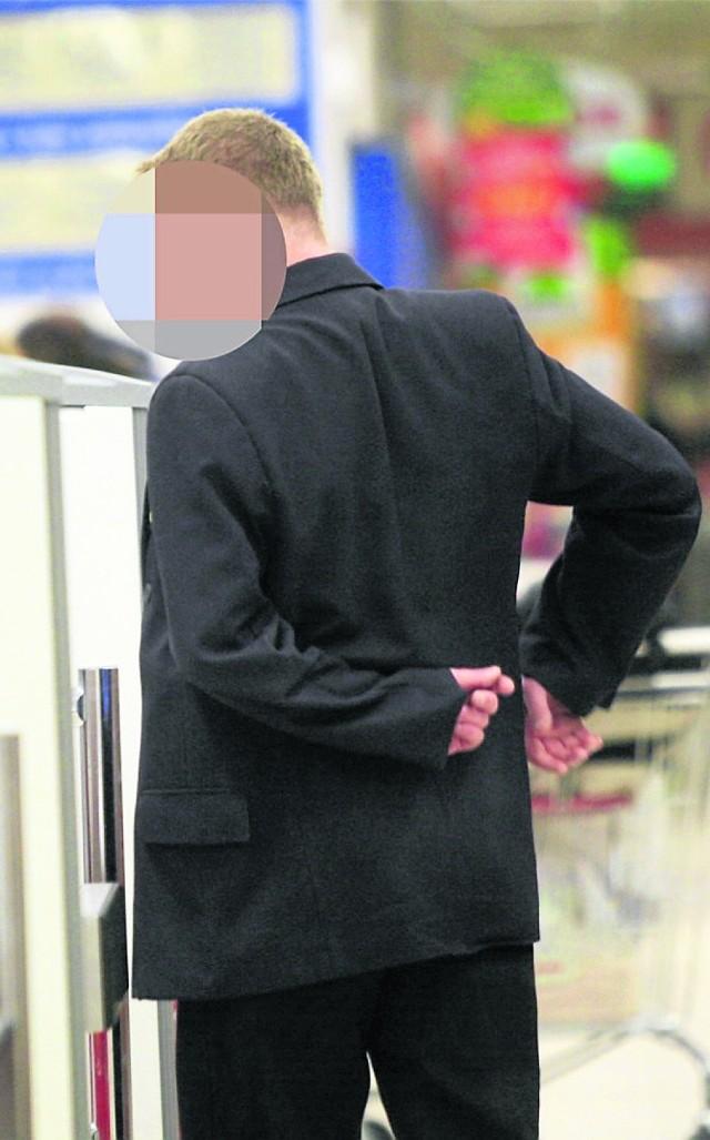 Legnicki ochroniarz sklepu stanie przed sądem