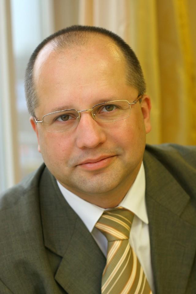 Arkadiusz Binczyk, dyrektor generalny AM Art-Media Agencja PR