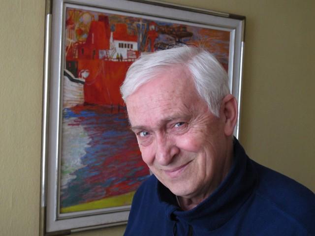 Michał Grudziński.