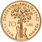 275 aukcji o wartości ponad 50 tysięcy złotych zorganizował Narodowy Bank Polski. Pieniądze z aukcji trafią do Wielkiej Orkiestry Świątecznej Pomocy.