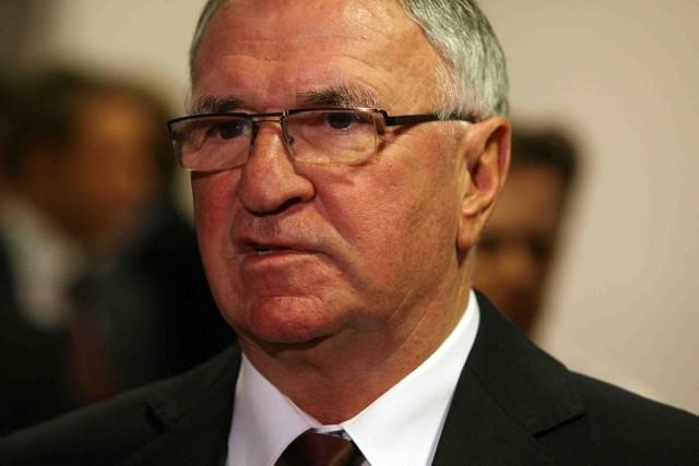 Antoni Piechniczek do końca trzymał kciuki za Chorzów