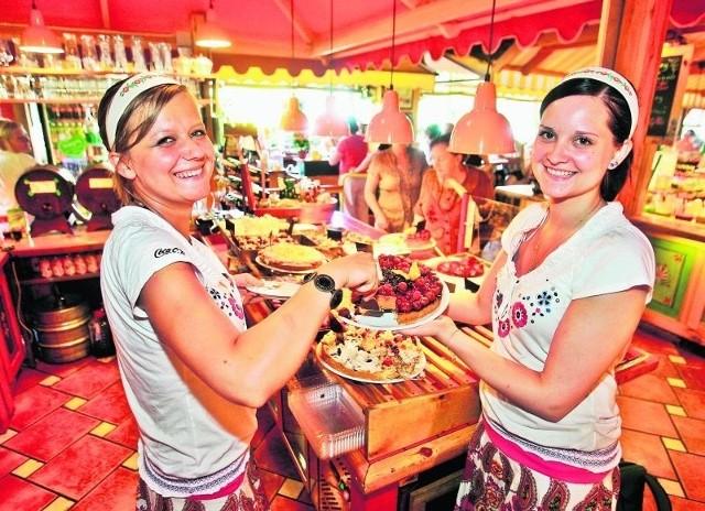 W kuchni Marche przy ul. Świdnickiej można zjeść dania kuchni polskiej, włoskiej i azjatyckiej