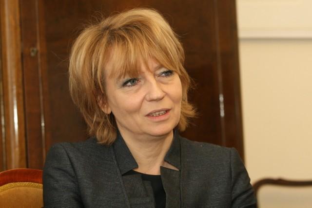 Hanna Zdanowska chce pozwać Jońskiego i Bergera
