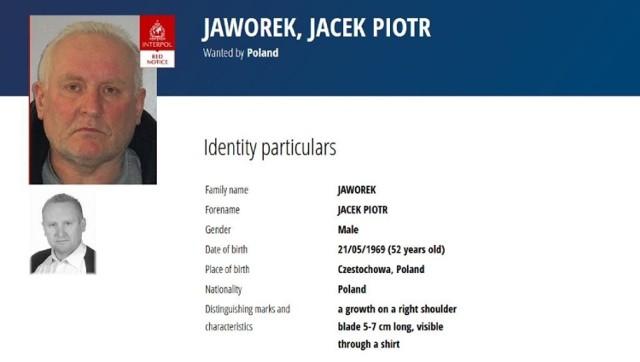 Za podejrzanym o zabójstwo w Borowcach wystawiono czerwoną notę Interpolu