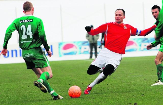 Arkadiusz Głowacki już jest gotowy na ligę i obiecuje, że Wisła będzie grała lepiej niż w sparingach