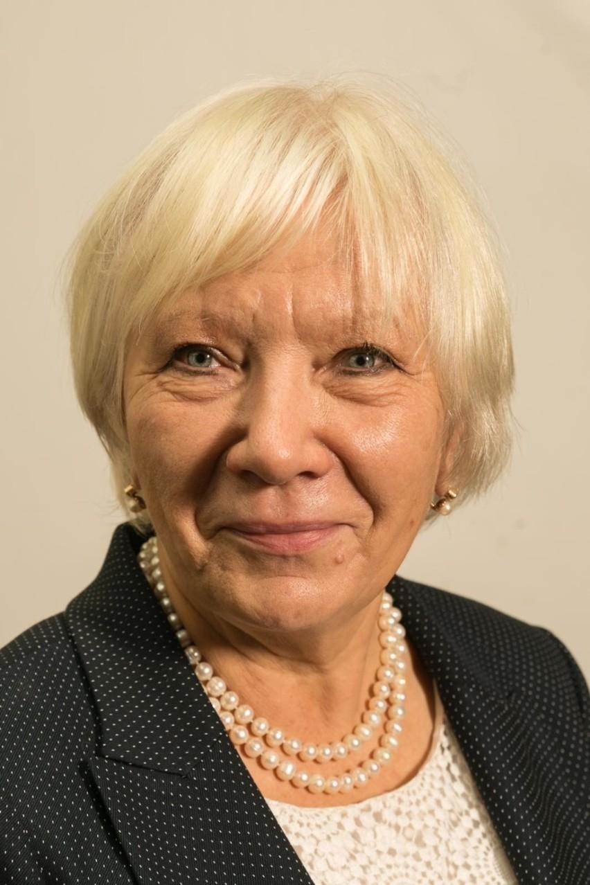 Dr Anna Prokop-Staszecka, pulmonolog, która w szpitalu Jana...
