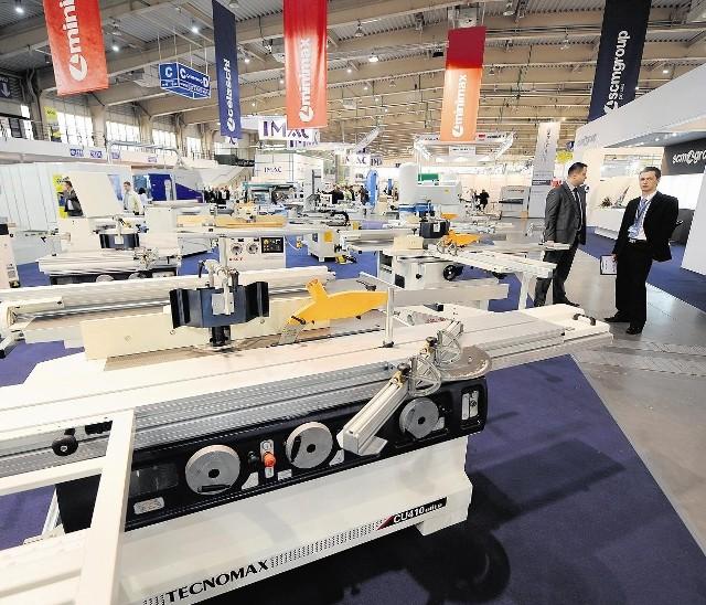 We wtorek na MTP rozpoczną się targi maszyn meblarskich