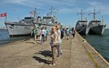 Baltops 2015 rozpoczęte! Do Gdyni przypłynęły okręty wojenne [ZDJĘCIA]