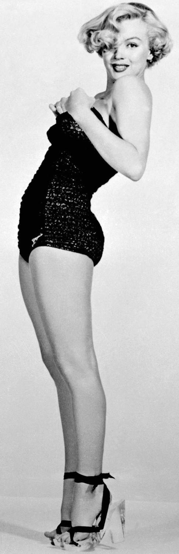 Marylin Monroe.
