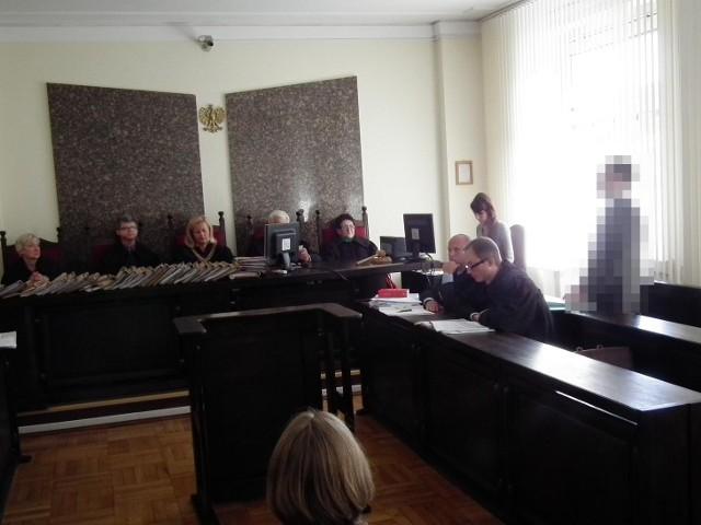 Sąd skazał Mikołaja K. na 25 lat więzienia.