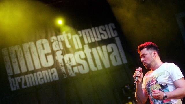 Festiwal Inne Brzmienia 2012: Koncert zespołu Poluzjanci