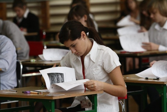 W czwartek drugi dzień próbnego egzaminu gimnazjalnego.