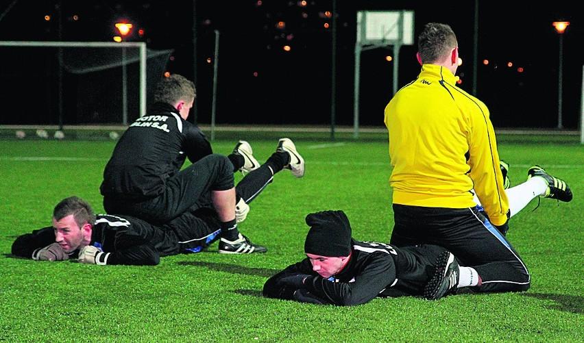Piłkarze Motoru Lublin być może dzisiaj wznowią treningi, a w środę zagrają w sparingu
