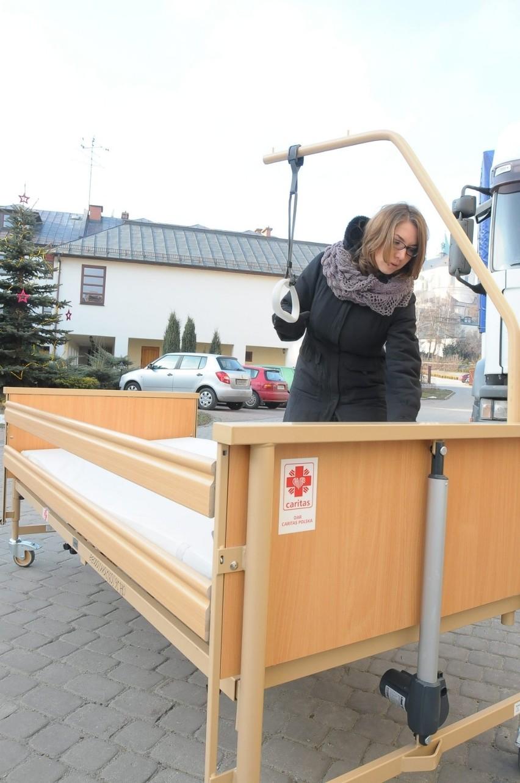 Lubelski Caritas Kupił Nowe łóżka Rehabilitacyjne Można Je