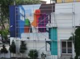 Mural przyszłości - Bydgoszcz 2113 i poetycki slam [zdjęcia i wideo]